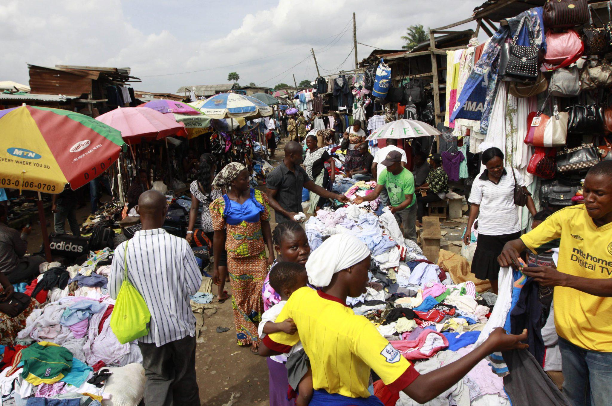 markets in Nigeria