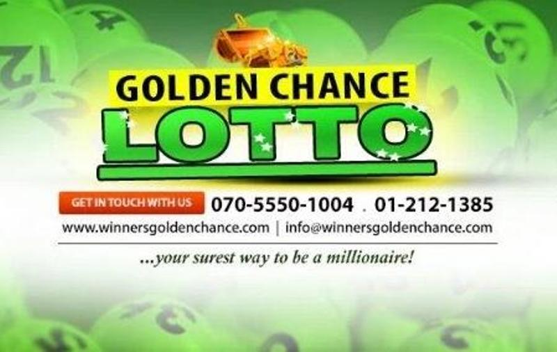 Play Golden Chance Lotto Game