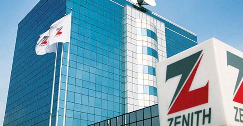 zenith bank head office building