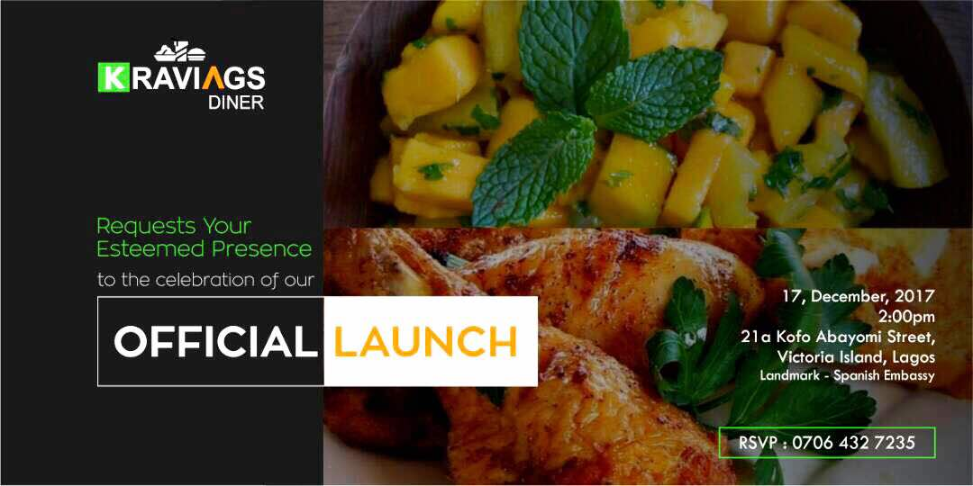 Kravings Diner Official Launch