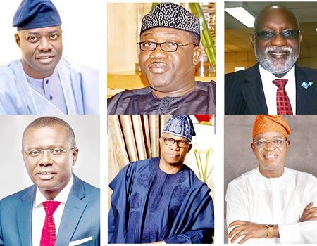 south west governors enforces face mask for COVID-19